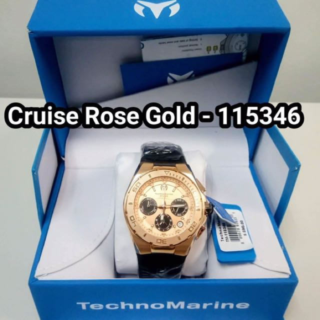 SALE ‼️Authentic Technomarine Watch 50% off