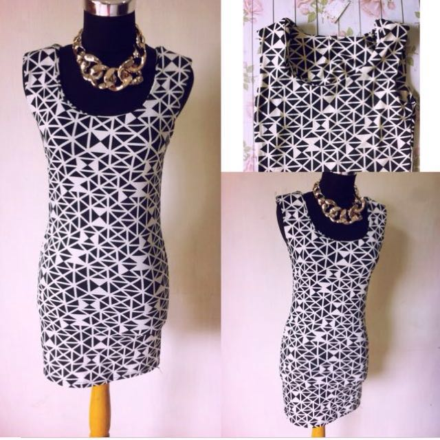 Sale Hargaaaa Miring Bgtt!!! Dress Tribal