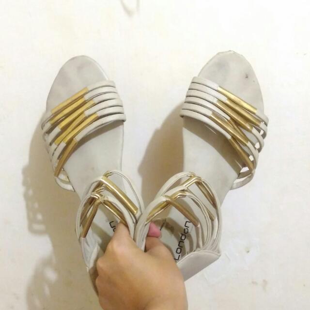 Sandal Strap Gold