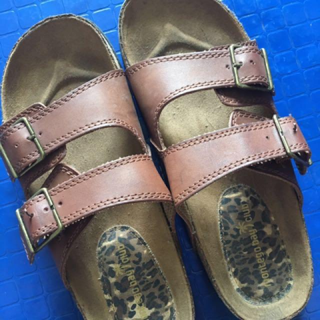 Sandals (Brown Cafe Brun)