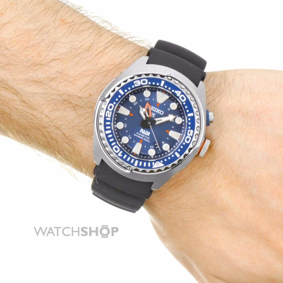 Seiko Prospex Kinetic GMT Diver s