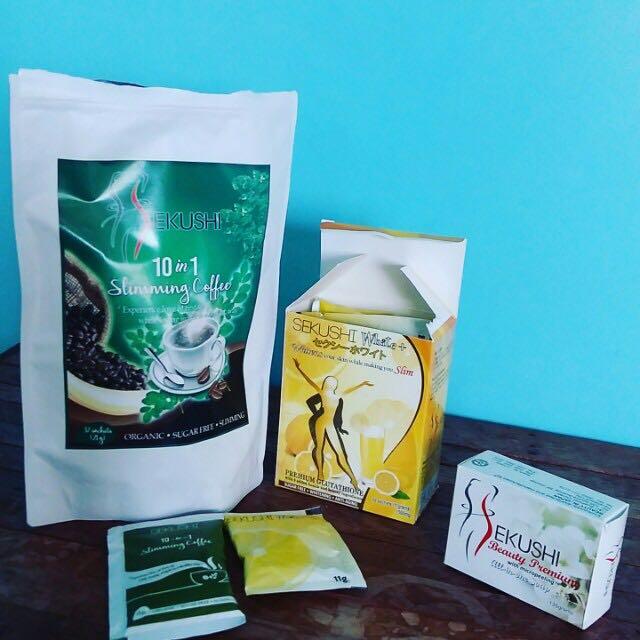 Sekushi products