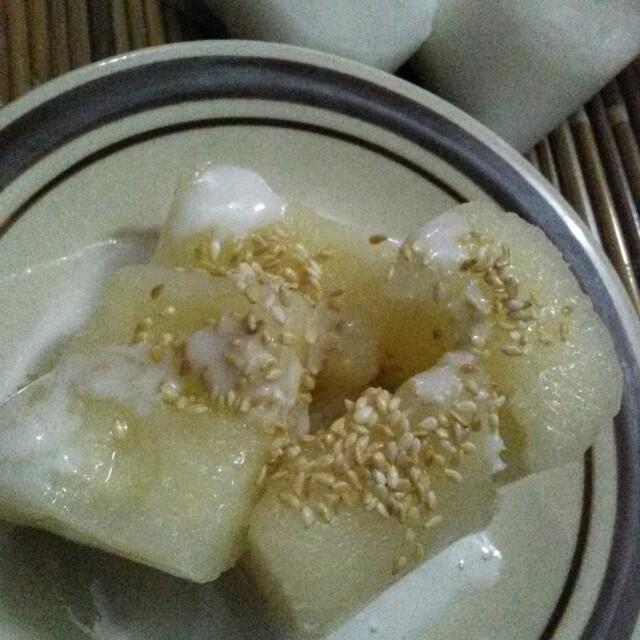 Singkong thai