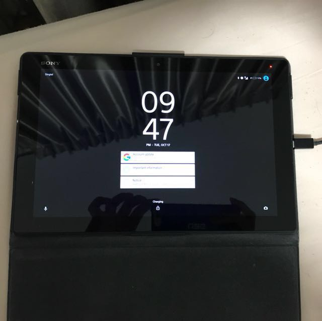 Sony Xperia Z4 Tablet (WiFi/LTE), Mobile Phones & Tablets