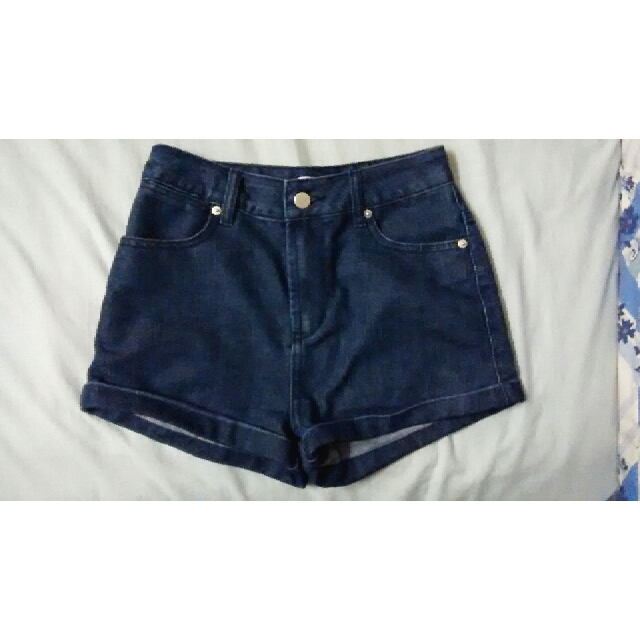 Supre Highwaisted Denim Shorts