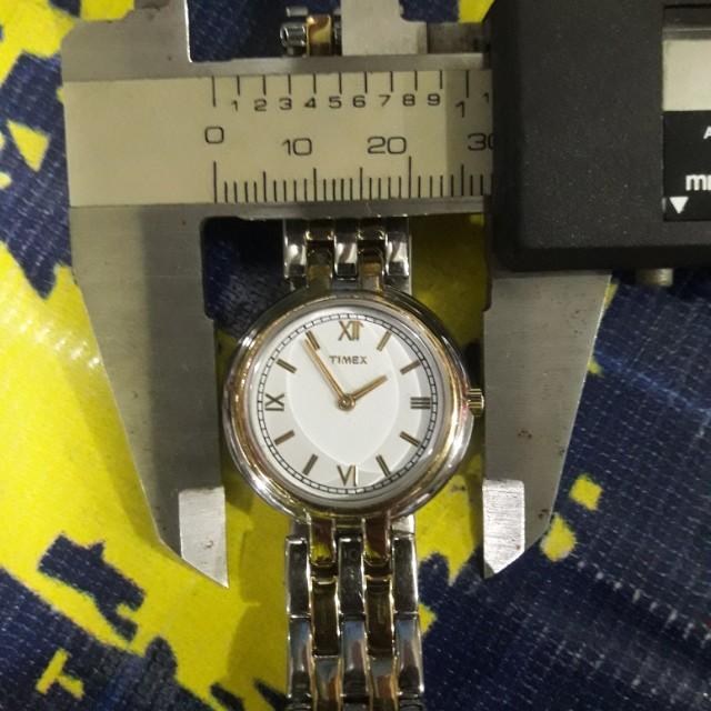 Timex  her  watch