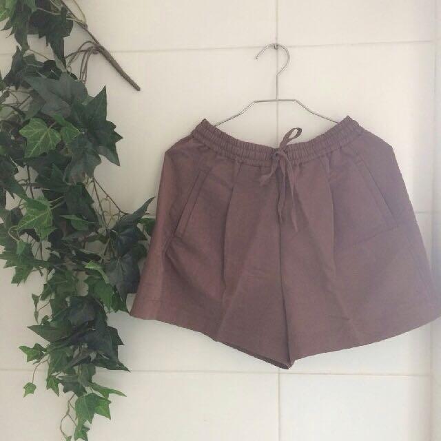 Uniqlo - Flare Shorts - Celana Pendek