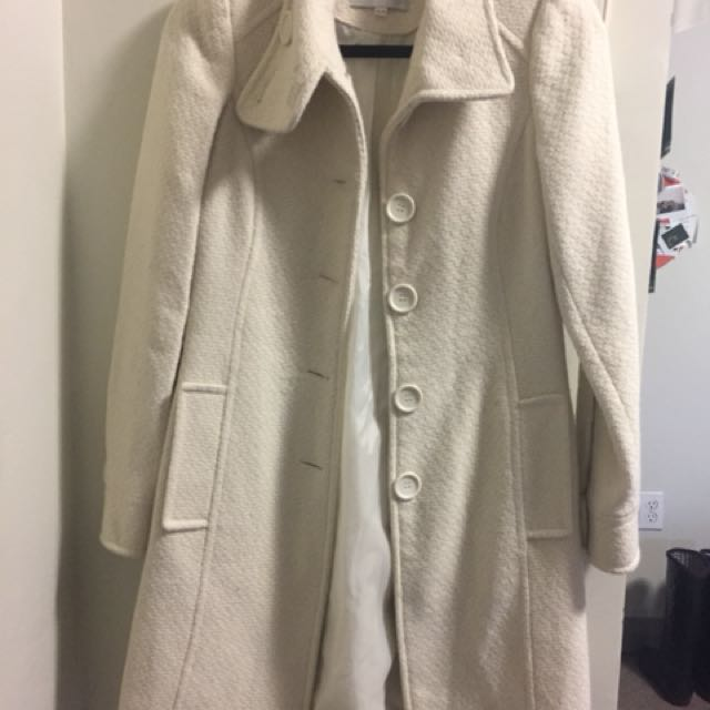 Urban behavior coat