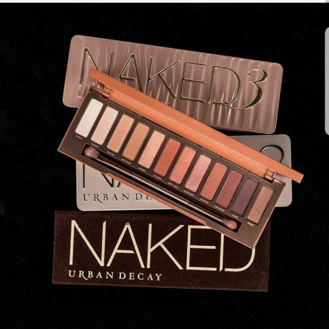 Urban Decay - Naked Palette Series