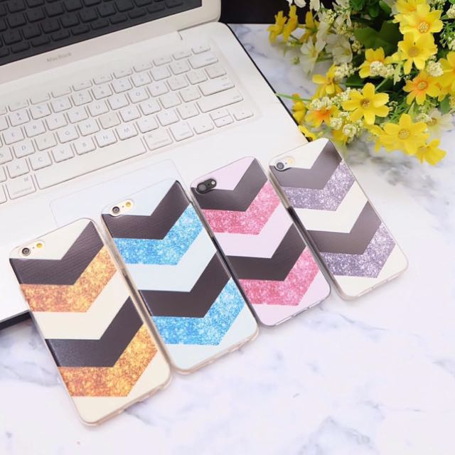 V Jelly Case for Iphone 6+/6s+