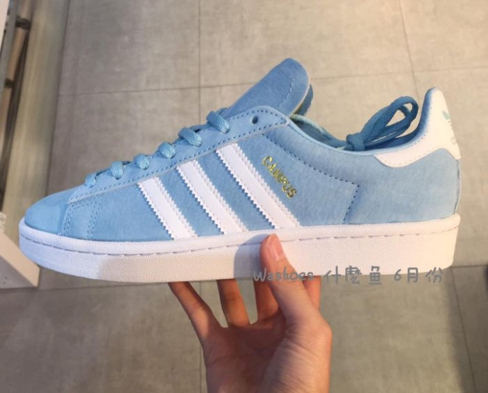 56b0be846 Washoes adidas Originals Campus 藍粉藍BY9844 粉BY9845 綠BZ0082