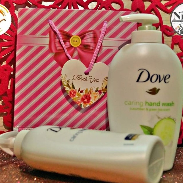 Wedding Favors Feature Dove Handwash Home Services Others On