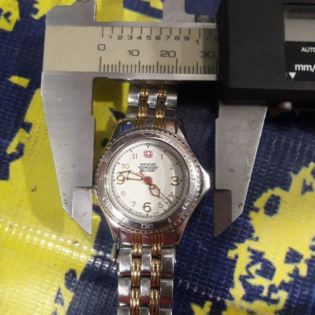 Wenger  swiss military her watch