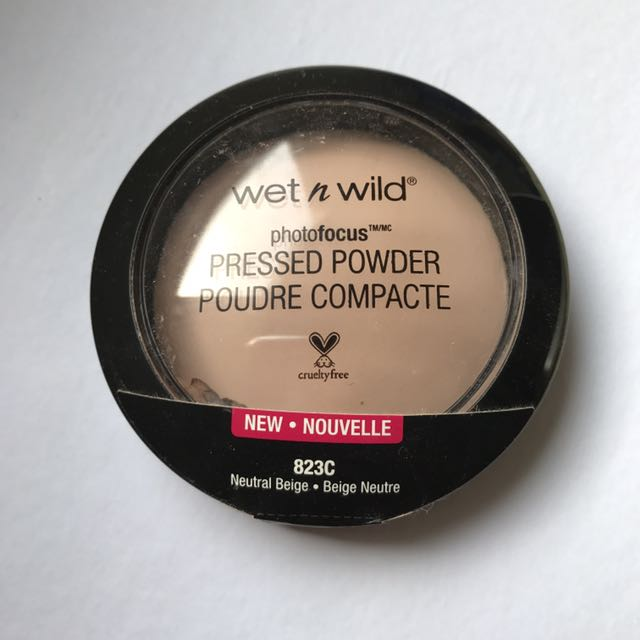 Wet N Wild Pressed Powder Photofocus