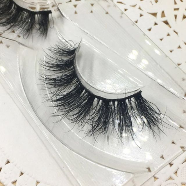 Whispy False Eyelashes