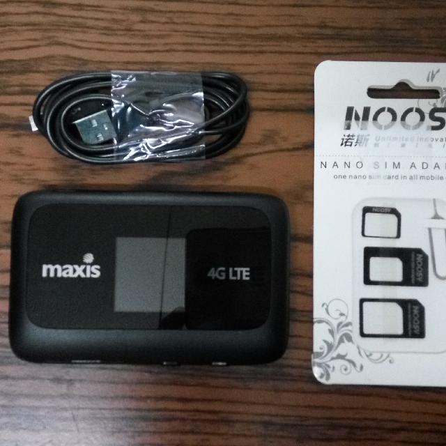Wifi Modem Mifi Broadband Hotspot ( ZTE MF910 4G LTE 150mbps