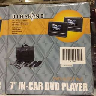 汽車DVD player