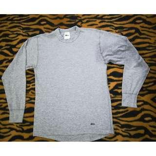 REI long sleeves plain t shirt (Couple set)