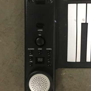 Portable Piano Player