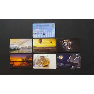 EZ-LINK CARD - Exclusive Customized Printing