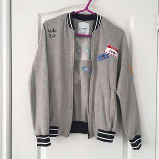Cute Embroidered jacket