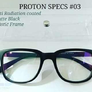 Anti Radiation / Anti Fatigue Eyeglasses