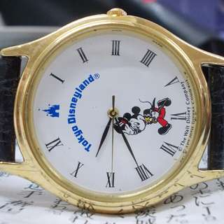Original Tokyo Disney Land Watch