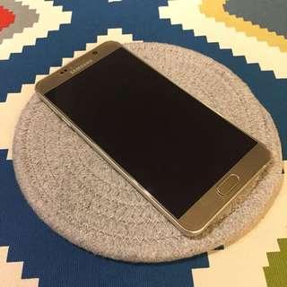 Samsung Galaxy Note 5 32GB 金色行貨