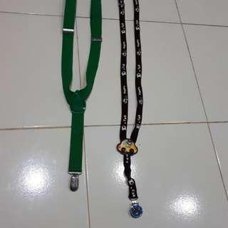 Suspender/bretel anak