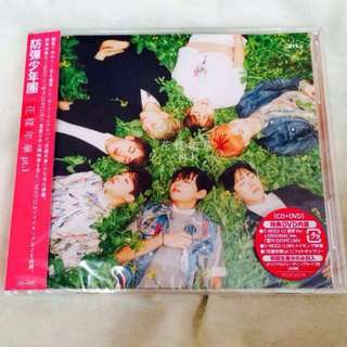 BTS In The Mood For Love ITMFL Jap Album CD+DVD