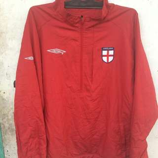 Jaket Windbreaker Umbro Original
