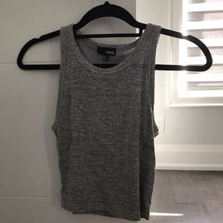 Light Grey Tank Top