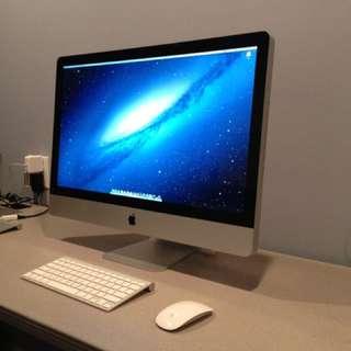 [Used] 2010 iMac 27 inch