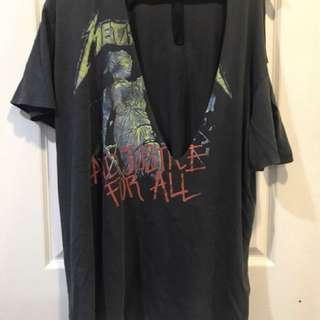 Metallica T Shirt