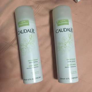 CAUDALIE grape water (soothes and hydrate skin)