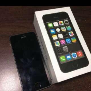 🚚 Iphone5s 64g 黑色