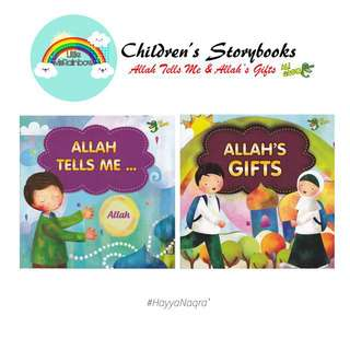 Islamic children's storybooks