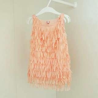 Baby Girl Tassel Dress