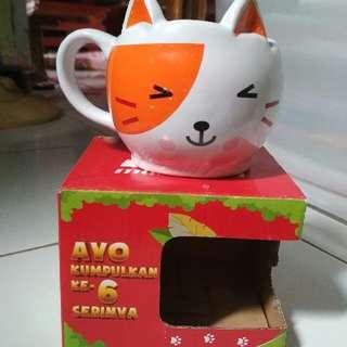 Mug Kucing