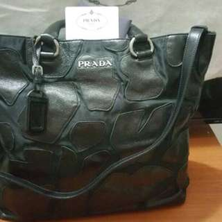 ORIGINAL Prada Leather Limited Edition