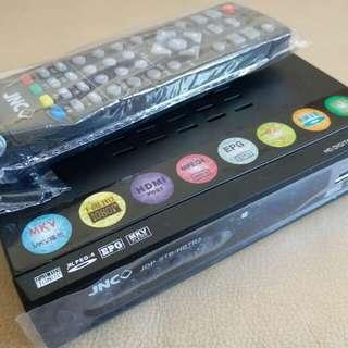JNC 數碼高清電視接收器 (高清機頂盒)