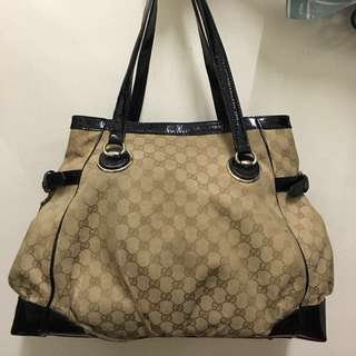 PRICE REDUCED Gucci Season Classic Shoulder Bag