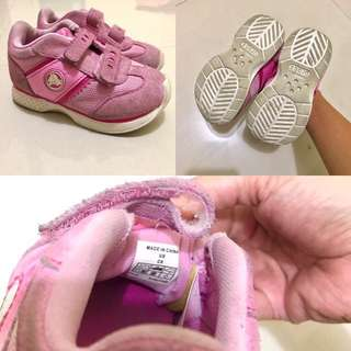 Crocs Pink C8