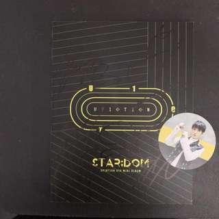 Signed UP10TION STAR;DOM Album