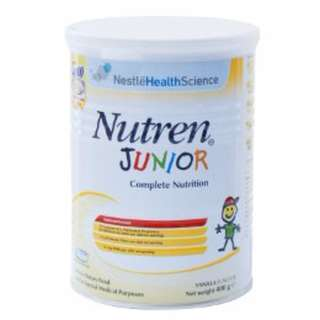 800g Nestle Nutren Junior Formula milk powder (new and unopen)