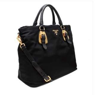 Prada Tessuto Nylon Bag