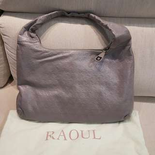 Raoul Hobo Leather Bag