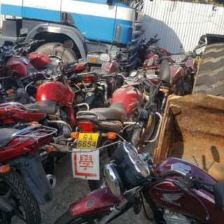 Only for export motorcycle 30 pcs 1 pcs  3000$ unlicensed