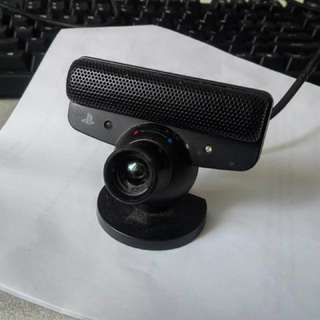 Sony play station three eye camera