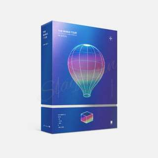 (GROUP ORDER) BTS - 2017 Live Trilogy Episode III In Seoul - The Wings Tour